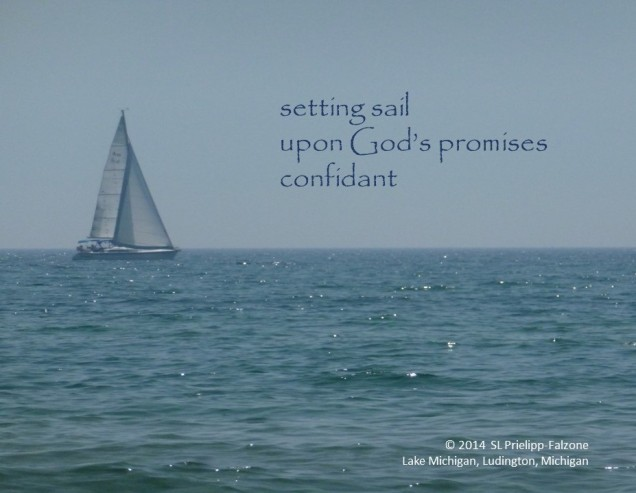 Sailboat Haiku